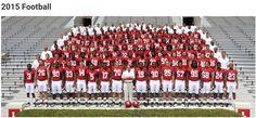 2015 Alabama Football team picture. National Champions  #Alabama #RollTide #Bama #BuiltByBama #RTR #CrimsonTide #RammerJammer #NationalChampions