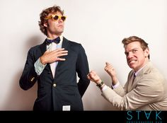 One of our favorites from Stephanie + Ryan's #Wedding STAK-Booth Photos! www.getstak.com