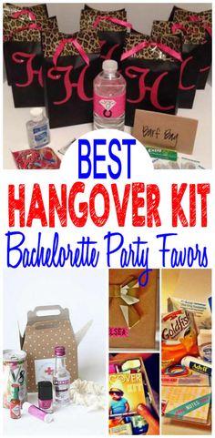 63a37de879ec 14 Best Bachelorette hangover kit images