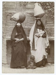 Fellah women, Egypt. | Flickr - Photo Sharing!