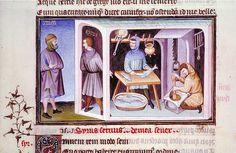 Ellesmere manuscript of The Canterbury Tales (Huntington Library MS EL 26 C9), c. 1410