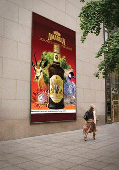 Amarula | Mzansi's Finest Treasure on Behance Coffee Drinks, Adobe Photoshop, Adobe Illustrator, Caramel, Advertising, Behance, Beer, Branding, Graphic Design