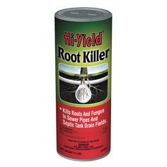 Powdered Foaming Root Killer Available In 50 25 Amp 10