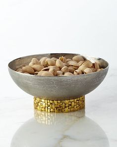 H7Z9Y Michael Aram Palm Nut Bowl
