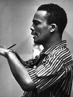 """The """"Q"""" man. Quincy Jones."""