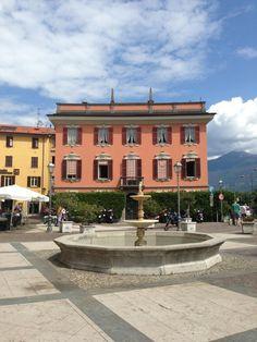 Porto di Menaggio - Menaggio, Lombardía