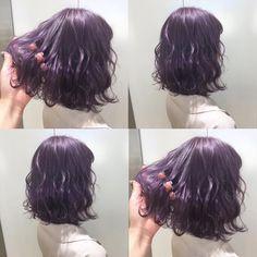 Hair Color Purple, Hair Dye Colors, Pink Hair, Hair Product Organization, Hair Icon, Hair Arrange, Bright Hair, Cut My Hair, Funky Hairstyles