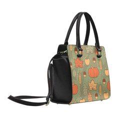Leaf2you Women Canvas Shoulder Bag Large Capacity Vintage Crossbody Bag Hand Bag Satchel