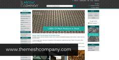 www.themeshcompany.com Website designed by Beech Web Services