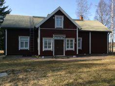 Vanha maa talo, Sara, Finland.