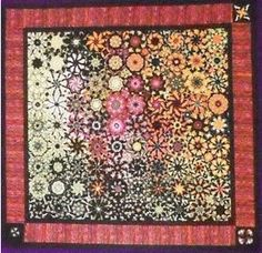 One block wonder quilt. Must try!