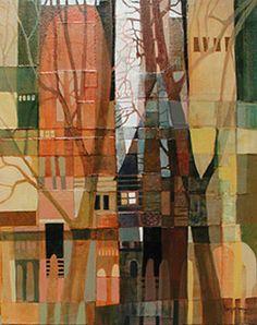 City Landscape IV | Judith Bergerson / JackPine Studio