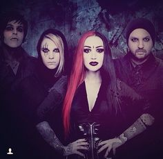 New Years Day- via Ash Costellos instagram