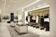 LIU•JO store by Christopher Goldman Ward, Madrid - Spain