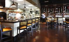Notable - Gourmet casual located in the North on Bowness Road. A great find! Restaurant Design, Restaurant Bar, Future Shop, French Bistro, Great Restaurants, Open Kitchen, Commercial Design, Own Home, Calgary