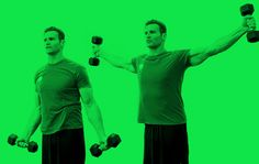 Sculpt a set of rock-solid shoulders with this underrated upper-body exercise Weight Lifting Workouts, Fit Board Workouts, Fun Workouts, Fitness Tips For Men, Mens Fitness, Fitness Fun, Upper Back Exercises, Post Workout Drink, Health Plus