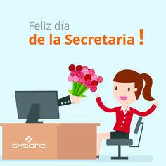 Feliz Día de la Secretaria!!