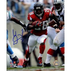 Warrick Dunn Run vs Panthers 8x10 Photo