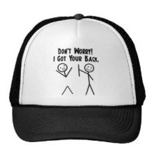 Cover your head with a customizable hat from Zazzle! Shop from baseball caps to trucker hats to add an extra touch to your look! I Got Your Back, You Got This, Funny Hats, Popular Colors, Hats Online, Custom Hats, Caps Hats, Hot Pink, Trucker Hats
