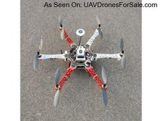 OFM-550 HexaCopter ARF UAV Drone Kit for Sale, FPV, Perfect for Aerial Video & Photography. http://uavdronesforsale.com/index.php?page=item=101