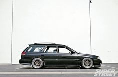 We take Import Tuner's old 1998 Subaru Legacy GT Wagon over to JDM Engine Pro to get a new engine courtesy of a JDM '05 BP5 Legacy.