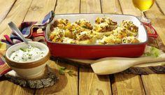 Gut bürgerliche Küche mit unseren gefüllten Kartoffeln nach Bauern Art – deftig und richtig lecker