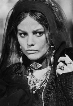 Claudia Cardinale in The Leopard (dir. Luchino Visconti)
