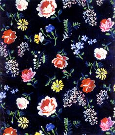 """dappledwithshadow: """" Raoul Dufy Multicolored Flowers, and Migration of the Swallows c.1928 """""""