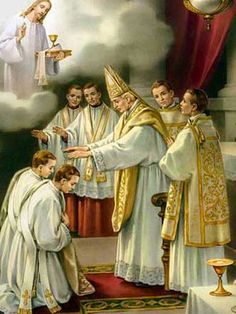 Prayers for priests can help them carry out their sacred, loving tasks administering Christ's Sacraments as shepherds tending to His flock.