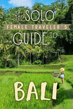 Although Bali, Indonesia can sometimes have a reputation for being inundated with wild partygoers who run amok, there are plenty of areas where solo female travelers can kick back and enjoy life. There are many areas in this popular holiday destination where you can avoid the crowds and simply enjoy vacationing in a diverse and laid-back part of the world. Here are the top ways you can experience the best of Bali as a solo traveler!