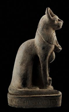 Limestone Statue of Tawaret Ancient Egypt, Ptolemaic (305-30 BC) The pregnant hippopotamus goddess responsible for fertility and the protection of women during childbirth. Sometimes referred to as...