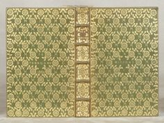 Tennyson. The Princess. 1880. Pirages | Bindings - Cobden-Sanderson .