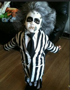 Baby Beetlejuice... This is a possibility :)