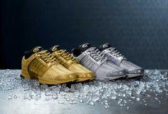 adidas Originals Gives the Climacool1 a Precious Metals Makeover.