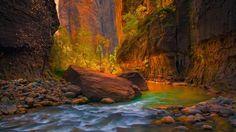 Virgin River, Râu, Statele Unite ale Americii, Utah