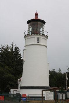 Umpqua River Lighthouse, Oregon