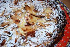Torta di mele cremosa... semplice, veloce e buonissima!