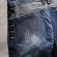 Aliexpress.com: Comprar Sisibalution 2017 Nueva Venta Caliente Vaqueros de Los Hombres Del Motorista Jeans Homme Diseño Marca de Ropa Masculina del Recto Jeans de Mezclilla gruesa Larga pantalones de jeans men biker fiable proveedores en Brand mall shopping