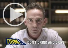 Watch the Think! drink driving video