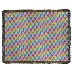 LATTE COLOUR Unisex Cotton Knitted Blanket Toffee Moon LATTE COLOUR