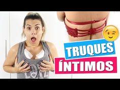 10 TRUQUES ÍNTIMOS QUE TODA GAROTA PRECISA SABER #VEDA15 | Kathy Castricini - YouTube