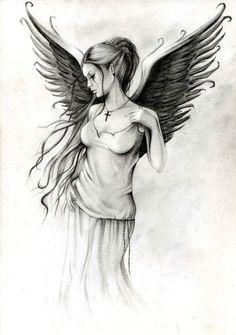 Engel zeichnen Kunst - My list of best tattoo models Pencil Art Drawings, Tattoo Drawings, Body Art Tattoos, Art Sketches, Foot Tattoos, Skull Tattoos, Flower Tattoos, Sleeve Tattoos, Cat Tattoo