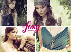 all of foxy originals jewelry is made in Canada!