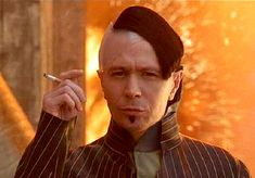"""""""You know what I like? A killer. A dyed in the wool killer. Cold-blooded, clean, methodical and thorough."""" Jean-Baptiste Emmanuel Zorg"""