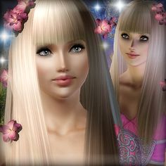 Sims 3 sims, female, sims3