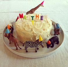 Easiest birthday cake