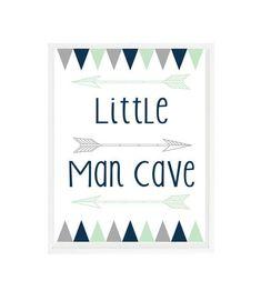 Arrow Nursery, Nursery Art, Nursery Decor, Nursery Ideas, Room Ideas, Room Decor, Boy Nursery Colors, Mint Nursery, Baby Boy Gifts
