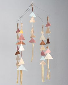 Our favourite Nursery Mobiles - by Kids Interiors