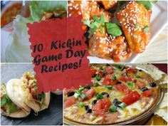 10 Kickin' Superbowl Recipes! These recipes are tried and tested hits for your superbowl party this year. Some of my husbands friends request these year after year!!!