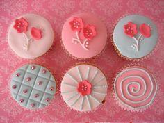 more cute cupcakes